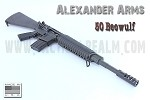 Alexander Arms 50 Beowulf Basic Entry Rifle